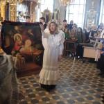 До 26 января 2014 года на подворье Покровского женского монастыря в гимназии в Троице -Лыково продолжались детские выступления, посвященные Рождеству Христову