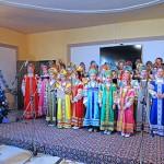 12 января 2014 г. в дни празднования Рождества Христова на Патриаршем подворье Покровского ставропигиального женского монастыря в Троице-Лыково состоялось праздничное представление