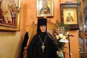 Директор Гимназии  Игумения Покровского ставропигиального женского монастыря Игумения Феофания